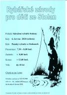 Dětské rybářské závody 1