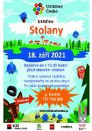 pozvánka na Ukliďme Stolany